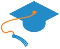 Education orange